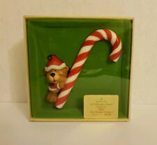 "1979 Hallmark ""A Christmas Treat"" Ornament Tree-Trimmer Collection"