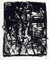 "DDR-Kunst. ""Satan"", um 1986. Lithographie Vera KOZIK (1961-2015 D) handsigniert"