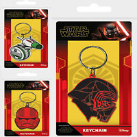New Star Wars The Rise Of Skywalker Keyring Keychain Official UK Gift