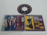 Social Distortion – Somewhere Between Heaven And Hell / Epic – 471343 2 De CD