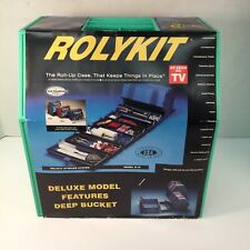 RolyKit Deluxe Storage System S-18 As Seen on TV Tackle Crafts Tools Portable