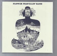 FLOWER TRAVELLIN 'BAND 3 Japon MINI LP CD Titles Satori Promo Box +2 sleeves new