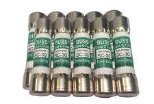 BUSSMANN FUSE SC-SLO BLO 480V 30AMP CLASS G SLC-30 30136 ***PACKAGE 10 pcs***