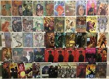 Buffy The Vampire Slayer Angel Spike Dark Horse Boom! IDW 52 Lot Comic Book Set