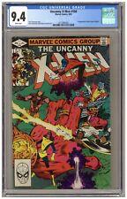 Uncanny X-Men 160 (CGC 9.4) 1st appearance of adult Illyana; Marvel; 1982 (6797)