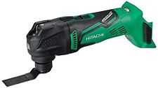 Hitachi CV18DBL/W4 18 V Cordless Brushless Multi-Tool with Accessories - Green