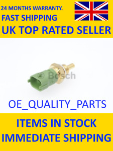 Coolant Temperature Sensor Water Engine 0281006021 BOSC for Volvo Renault