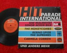 "LP 10"" Hitparade International (The Supremes, The Honeycombs, Acker Bilk u.v.a.)"