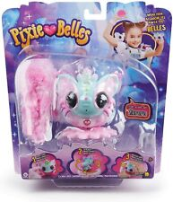 NEW Pixie Belles - Interactive Enchanted Animal Toy Aurora (Turquoise)