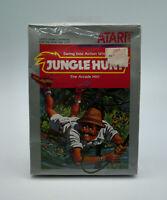 Jungle Hunt Atario 2600 New Sealed Free Shipping