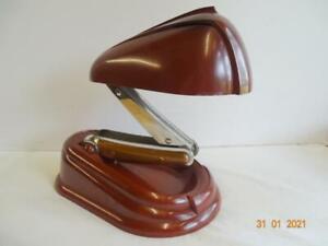 Original Jumo Brevette Bakelite lamp Brown
