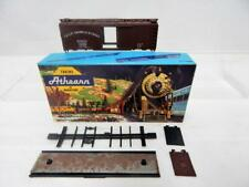 Athearn Bev-Bel 1055 Ho sca Gulf Mobile & Ohio 40' Box Car + instructions, parts