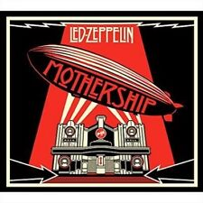 Led Zeppelin Remastered Music CDs & DVDs