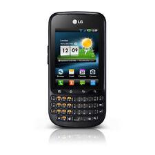 LG Optimus Pro C660 - Black (Unlocked) 3G GSM Android Smartphone - Brand New