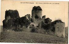 CPA  Le Lot Pittoresque - Cháteau de Roussillon, prés Cahors   (223698)
