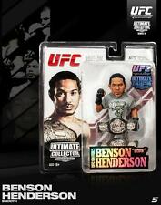 BENSON HENDERSON ROUND 5 UFC ULTIMATE COLLECTORS SERIES 13 EXCLUSIVE FIGURE