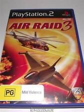 Air Raid 3 PS2 PAL *Complete*
