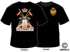 CAMISETAS MILITARES: PIN UP'S - ARMA DE CABALLERIA