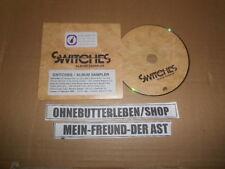 CD Pop Switches - Album Sampler (5 Song) Promo ATLANTIC