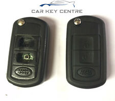 Repair for Land Rover Range Rover Sport Discovery 3 Button Remote Case Flip Fob