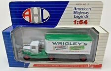 NEW!!  American Highway Legends - 1:64 Scale - Wrigley's Mack Truck