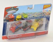 Chuggington Die Cast StackTrack Safari Park Patrol New in Package