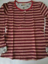 Scotch R'Belle Langarmshirt Gr. 16 ( 170 ) gestreift Rot