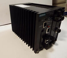 1 NEW SIEMENS RUGGEDCOM RX1512-L3 UTILITY GRADE SWITCH AND ROUTER