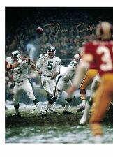 Roman Gabriel Autographed Signed 8x10 Photo Eagles Rams (JSA PSA Pass)