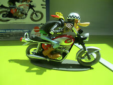 JOE BAR TEAM figurine & livret BD serie2 no 52 BSA 650 LIGHTNING pépé l essoreur