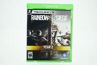 Rainbow Six Siege Year 2 Gold Edition: Xbox One [Brand New]