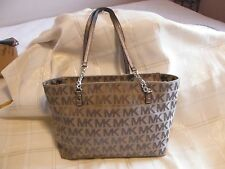 Michael Kors Jet Set signature canvas chain handle tote-UPDATED LOWER PRICE!