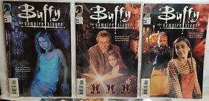 Buffy The Vampire Slayer Comics #59 to #63 Dark Horse  Joss Whedon