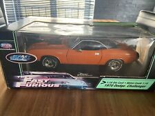 Dodge Challenger 70' 1/18 Fast And Furious 2 JoyRide