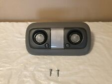 95-99 Chevy GMC Suburban Tahoe Yukon -WITH REAR A/C Dome Map Light GRAY COLOR