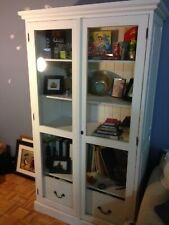 furniture used armoire/ cabinet this item will not be delivered,you must pick u