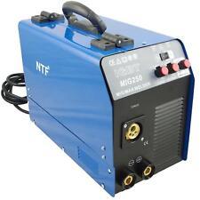 IPOTOOLS MIG-250 Schutzgas Inverter Schweißgerät - Blau