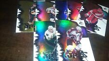 2000-01 SP Authentic Significant Stars Complete Set 7 Cards YZERMAN LEMIEUX ++
