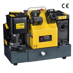 Complex Mill Drill Grinder Sharpener MR-F4 Grinding Sharpening Machine 3-14 mm