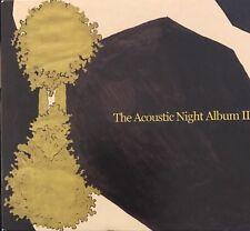 The Acoustic Night Album II Nice n Sleazy Glasgow CD 2009