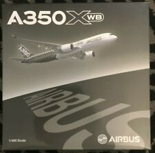 Airbus A350 XWB Carbon Fiber Livery 1:400 Model - AFSO