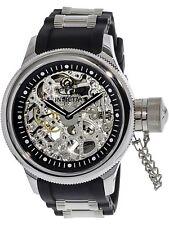 Invicta Men's Russian Diver 1088 Black Rubber Automatic Self Wind Dress Watch