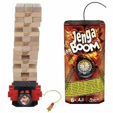 Jenga Family Complete Modern Board & Traditional Games