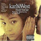Kanye West-Heard 'em Say [CD 2] CD Explicit Lyrics, EP, Single  New