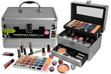Technic Beauty Make Up Set Vanity Case Cosmetics Collection & Carry Box GIFT NEW