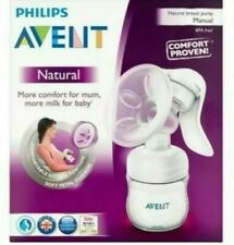 Philips Avent Natural Comfort Breast Pump and Bottle.