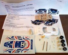 Callaway Chevrolet ASPEM Le Mans 2001 #70 1/43 Kit montaggio JPS prepaint RARE
