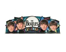 Stern Beatles Pinball Topper 502-7074-00 LAST ONE AVAILABLE - STERN DISCONTINUED