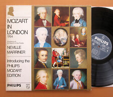 Philips 6833 222 Mozart In London 1764 Marriner Mozart Edition NM/EX Holland