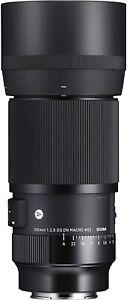 Sigma 105mm f/2.8 DG DN Macro Art Lens for Sony E-Mount